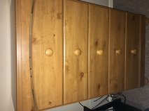Chest of drawers and nightstand in El Paso, Texas