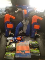 Nerf Gun Set in 29 Palms, California