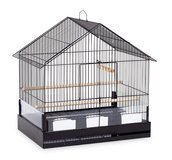 Pervue Pet Products - The Lincoln Bird Cage - Black in Glendale Heights, Illinois