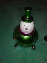 snowman canister for kitchen in Fort Campbell, Kentucky