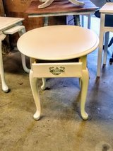 signed night stand/ end table in Camp Lejeune, North Carolina