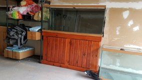 55 Gallon Fish Tank w/ Stand in Westmont, Illinois