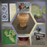 Home decor all for $20 all pictured great for first time home buyer in Morris, Illinois