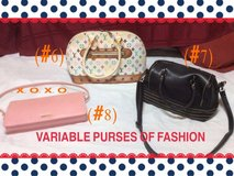 "**PURSES OR BACKPACK OF DIFFERENT MODELS*#2"" in Okinawa, Japan"