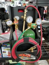 Hobart oxy acetylene cutting and welding outfit in 29 Palms, California