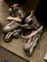 Schwinn women's rollerblades in Plainfield, Illinois