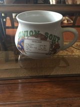 Soup cup in Yorkville, Illinois