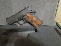 1911 Springfield  micro 45 in Fort Rucker, Alabama