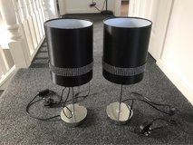 ** REDUCED** 2 Bedside Lamps in Lakenheath, UK