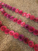 Custom-made Paper Floral Swags in Westmont, Illinois
