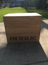 Rogue wood plyo box in Camp Lejeune, North Carolina