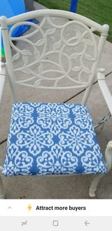 Patio cushions in Chicago, Illinois
