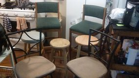 Lot of 5 Stools in Tinley Park, Illinois