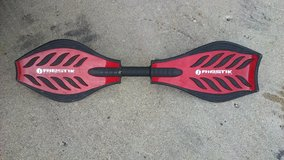 Red and Black Ripstik in Orland Park, Illinois