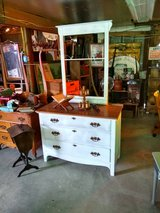 1880's antique chalk paint dresser in Camp Lejeune, North Carolina