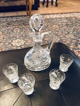 Crystal Schnapps Set 1 in Ramstein, Germany