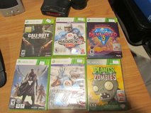 Xbox 360 video games – prices vary in Yorkville, Illinois