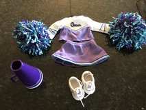 American Girl cheerleading outfit in Lockport, Illinois