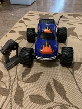 Traxxis E-Max 4WD truck in St. Charles, Illinois