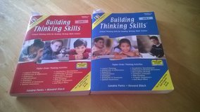 Building Thinking Skills Leve 1 and Level 2 (Critical Thinking Skills for Reading • Writing • Ma... in Westmont, Illinois
