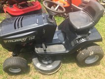 Murray riding mower in Macon, Georgia