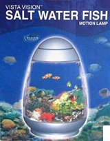 Lamp Motion Salt Water Fish Motion Lamp 110V Cool * Cleaning out... Lots must go. in Wiesbaden, GE