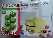 Electric Mini Cupcake Automat by Elta 220V - Clearing out - Lots must go!! in Wiesbaden, GE
