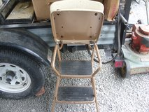 foot stool in Fort Knox, Kentucky