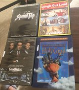 4 DVDs in Yorkville, Illinois
