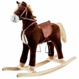 happy trails happy plush rocking horse in Hemet, California