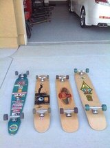 Longboards in Fairfield, California