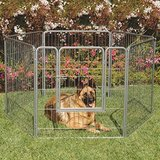 Precision Pet Courtyard Kennel Exercise Pen in Lockport, Illinois