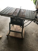 Delta Rockwell Contractor Table Saw - Model 10 in Orland Park, Illinois