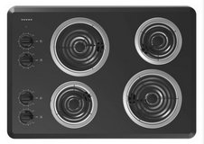 """Amana 30"""" Electric Coil Cooktop   (Brand New In Box) in Macon, Georgia"""