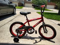 """16"""" Bike (Bicycle) LIKE NEW - Never Ridden! Garage Kept in The Woodlands, Texas"""
