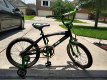 """18"""" Bike (Bicycle) LIKE NEW - Never Ridden! Garage Kept in The Woodlands, Texas"""