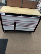 """Snap On  KRL722BPZQ  54"""" 11 Drawer  Double Bank Roll Cab .( OPEN TRADE ) in Fort Rucker, Alabama"""