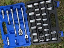 Kobalt 33pc 1/2 in socket set in Fort Leonard Wood, Missouri