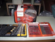 270 pc. toolset & 20 pc. gearwrench set & 300 pc. drill & drive set in Fort Knox, Kentucky