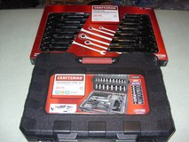 20 craftsman ratching set & 165 pc. craftsman toolset in Fort Knox, Kentucky