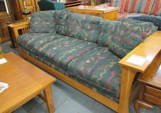 Bassett Mission Style Sofa or Love-seat in Glendale Heights, Illinois