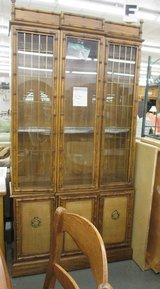 Hutch with Bamboo Accents in Glendale Heights, Illinois