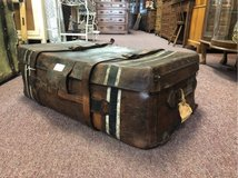 English Leather trunk in Elgin, Illinois