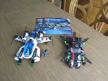 Lego Space Police 3 Hyperspeed Pursuit (5973) in Oswego, Illinois