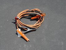 15 FOOT PAIR OF JUMPER CABLES in Bartlett, Illinois