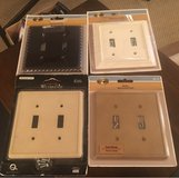 Double Switch Wall Plates in Bolingbrook, Illinois