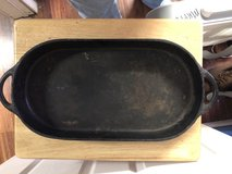9.5 X 17.5 Cast Iron Roasting Pan in Fort Knox, Kentucky