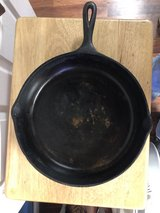 Skillet 12 inch Cast Iron Needs Cleaning in Fort Knox, Kentucky