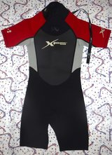 Sz ~Youth XS - Like New! XPS Shorty Neoprene Wetsuit in Orland Park, Illinois