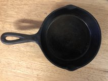 6.5 inch Cast Iron Pan Needs Cleaning in Fort Knox, Kentucky